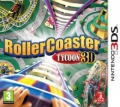 RollerCoaster Tycoon 3D cover