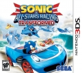 Sonic & All-Stars Racing Transformed box