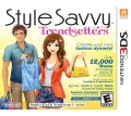 Style Savvy: Trendsetters cover