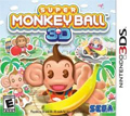 Super Monkey Ball 3D cover