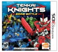 Tenkai Knights: Brave Battle cover