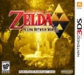The Legend of Zelda: A Link Between Worlds cover
