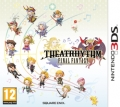 Theatrhythm: Final Fantasy cover