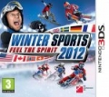 Winter Sports 2012: Feel the Spirit cover