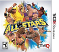 WWE All Stars cover
