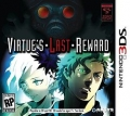 Zero Escape: Virtue's Last Reward cover