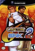 Capcom VS. SNK 2: Millionaire Fighting 2001 cover