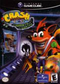 Crash Bandicoot: The Wrath of Cortex cover