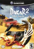 Dakar 2: The World's Ultimate Rally cover
