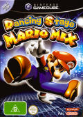 Dance Dance Revolution Mario Mix cover