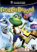 Frogger Beyond cover