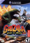 Godzilla: Destroy All Monsters Melee cover
