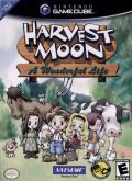 Harvest Moon: A Wonderful Life cover