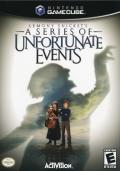 Lemony Snicket's A Series of Unfortunate Events cover