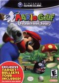 Mario Golf: Toadstool Tour cover