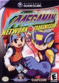 Mega Man Network Transmission cover