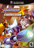 Mega Man X Collection cover