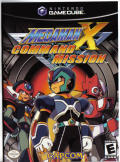 Mega Man X: Command Mission cover