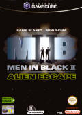 Men in Black II: Alien Escape cover