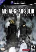 Metal Gear Solid: The Twin Snakes cover