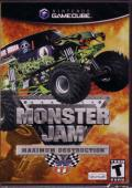Monster Jam: Maximum Destruction cover