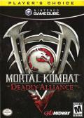 Mortal Kombat: Deadly Alliance cover