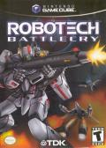Robotech: Battlecry cover
