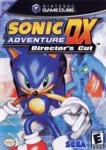 Sonic Adventure DX: Director's Cut cover