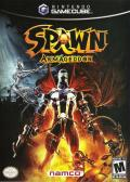 Spawn: Armageddon cover