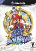 Super Mario Sunshine cover
