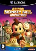 Super Monkey Ball Adventure cover