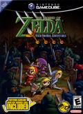 The Legend of Zelda: Four Swords Adventures cover