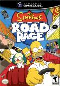 The Simpsons: Road Rage cover