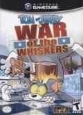 Tom and Jerry: War of the Whiskers cover