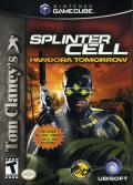 Tom Clancy's Splinter Cell: Pandora Tomorrow cover