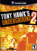 Tony Hawk's Underground 2 cover