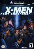 X-Men: Next Dimension cover