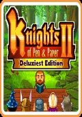 Knights of Pen & Paper 2 Deluxiest Edition box