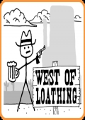 West of Loathing box