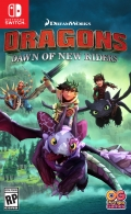 DreamWorks Dragons Dawn of New Riders box