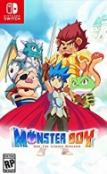 Monster Boy and the Cursed Kingdom trailer