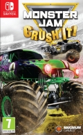 Monster Jam: Crush It! cover