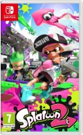 Splatoon 2 box