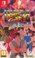 Ultra Street Fighter II: The Final Challengers box