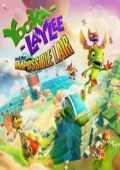 Yooka-Laylee and the Impossible Lair cover