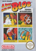 A Boy and His Blob NES cover