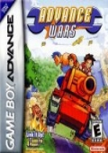 Advance Wars  cover