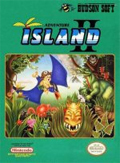 Adventure Island II  cover