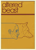 Altered Beast (Arcade)  cover