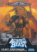 Altered Beast Genesis cover